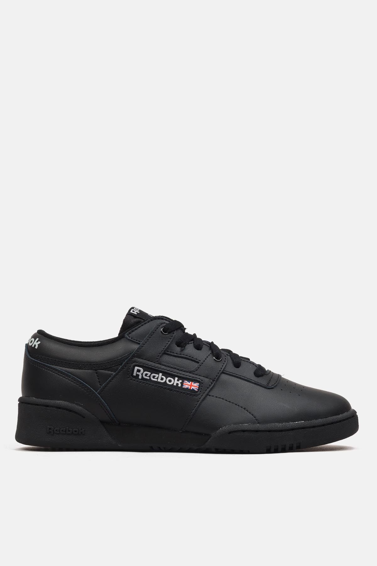 64e50382d00f2 Reebok Classics Workout Low Shoes available from Priory