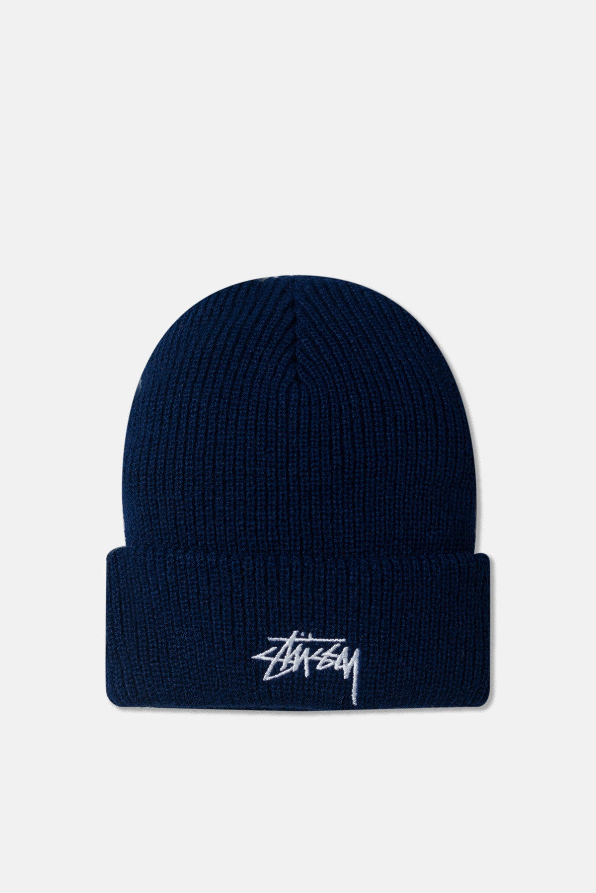 Stussy Stock Cuff Beanie available from Priory 0d384391974