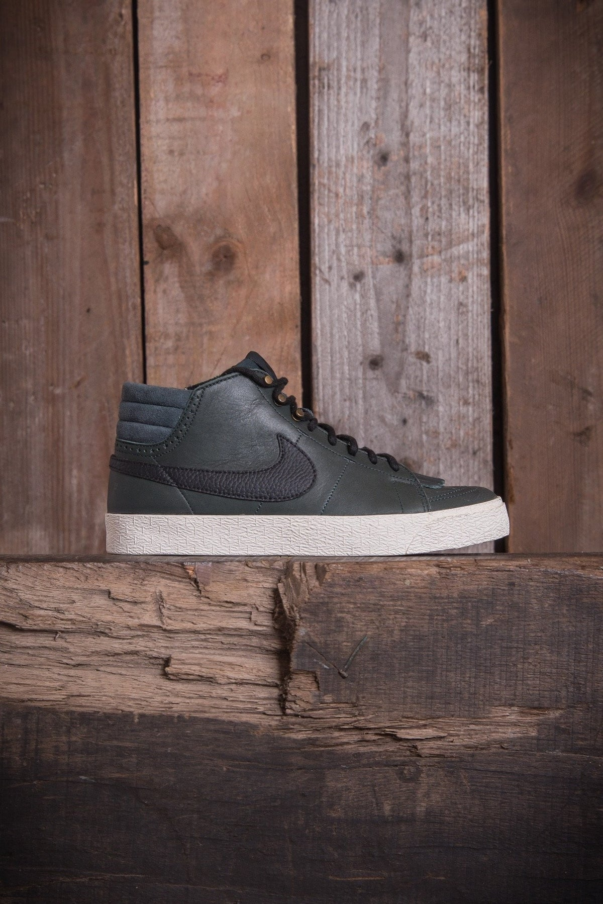 new style f738a 4f17c Nike SB Blazer MID LR Shoes available from Priory