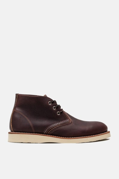 Red Wing Heritage Work Chukka Boots