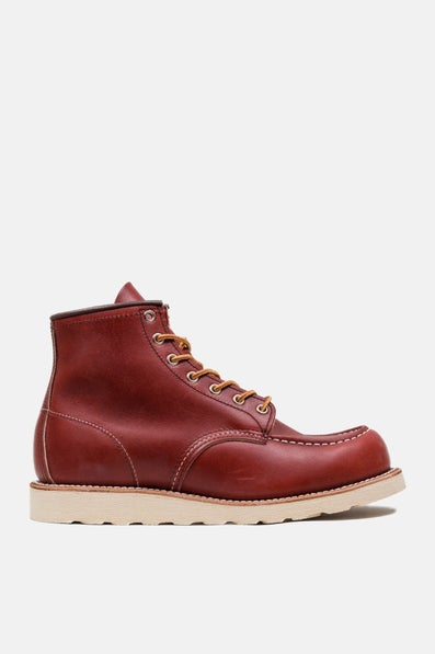Red Wing Heritage 6 Work Moc Toe Boots
