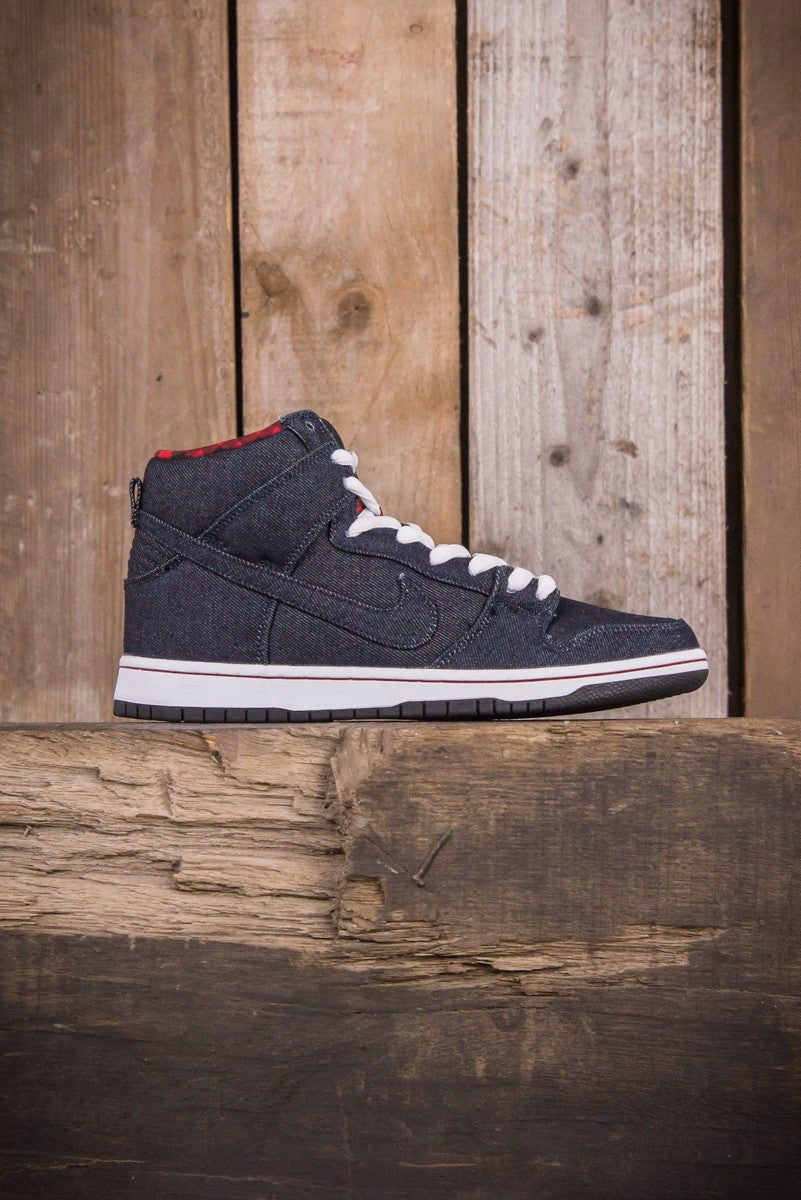 9937bcbfaab6 Nike SB Dunk High Premium Shoes available from Priory