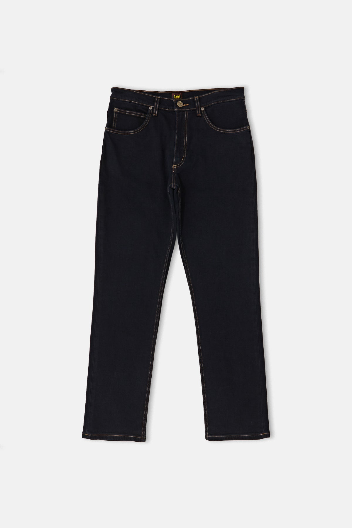 9819bae5e3fba Lee Brooklyn Straight Blue Black Jeans available from Priory