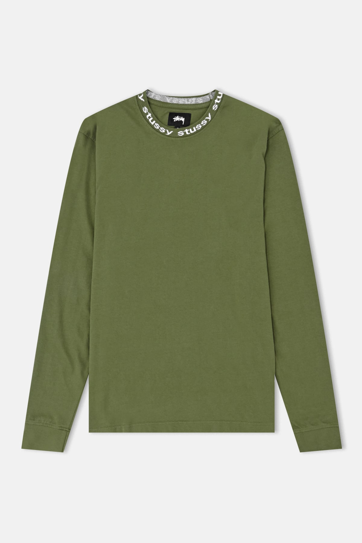 6f883667a Stussy Owen Crew L S T-Shirt available from Priory