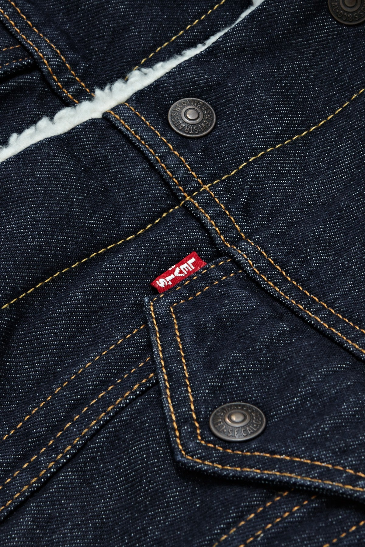 398d76d0d4 Levis Type 3 Sherpa Trucker Jacket available from Priory