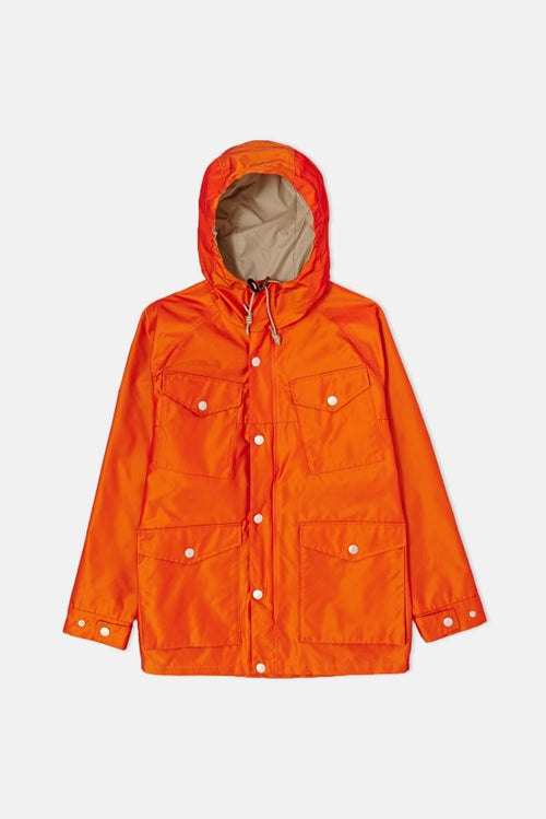 67fa4298541c9d Nigel Cabourn X Peak Performance Expo Training Jacket Split Jacket - Sun  Bleached Orange
