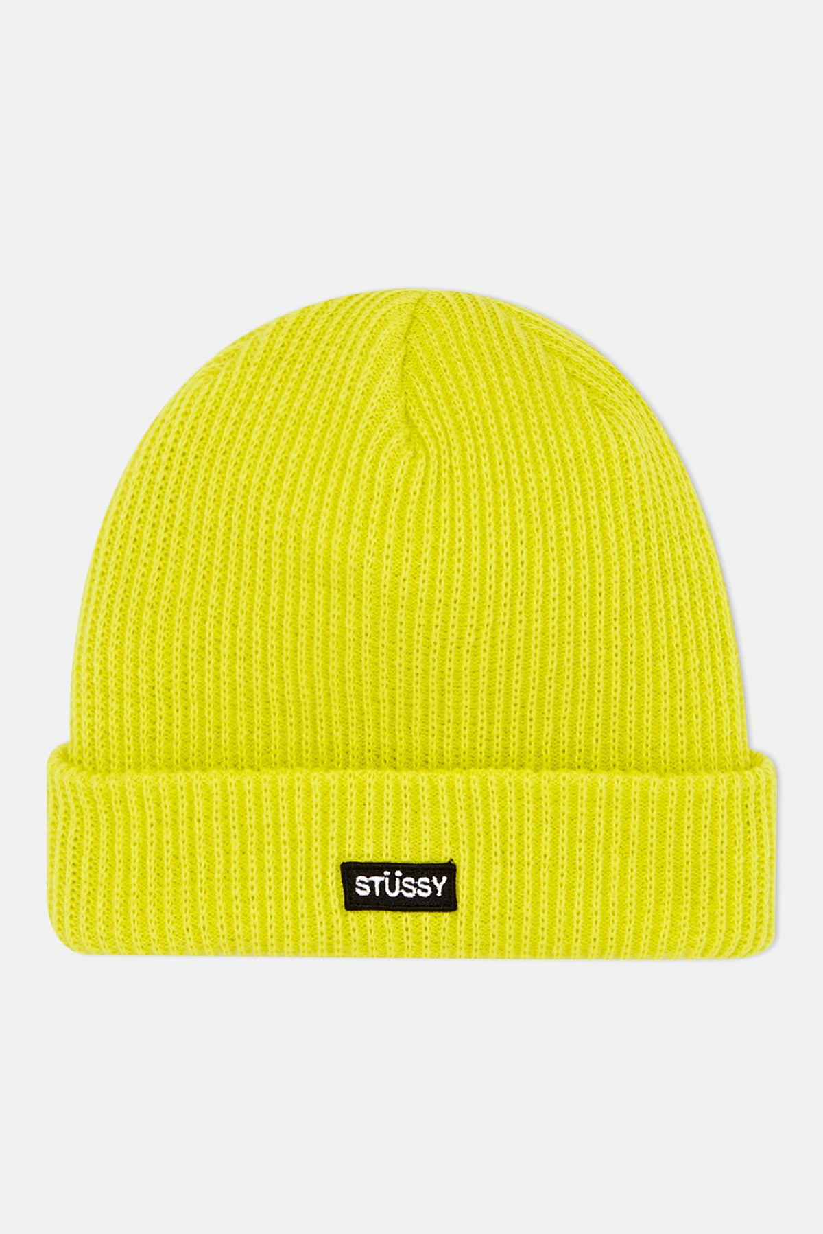 077d871df6310 Stussy Small Patch Watch Cap Beanie available from Priory