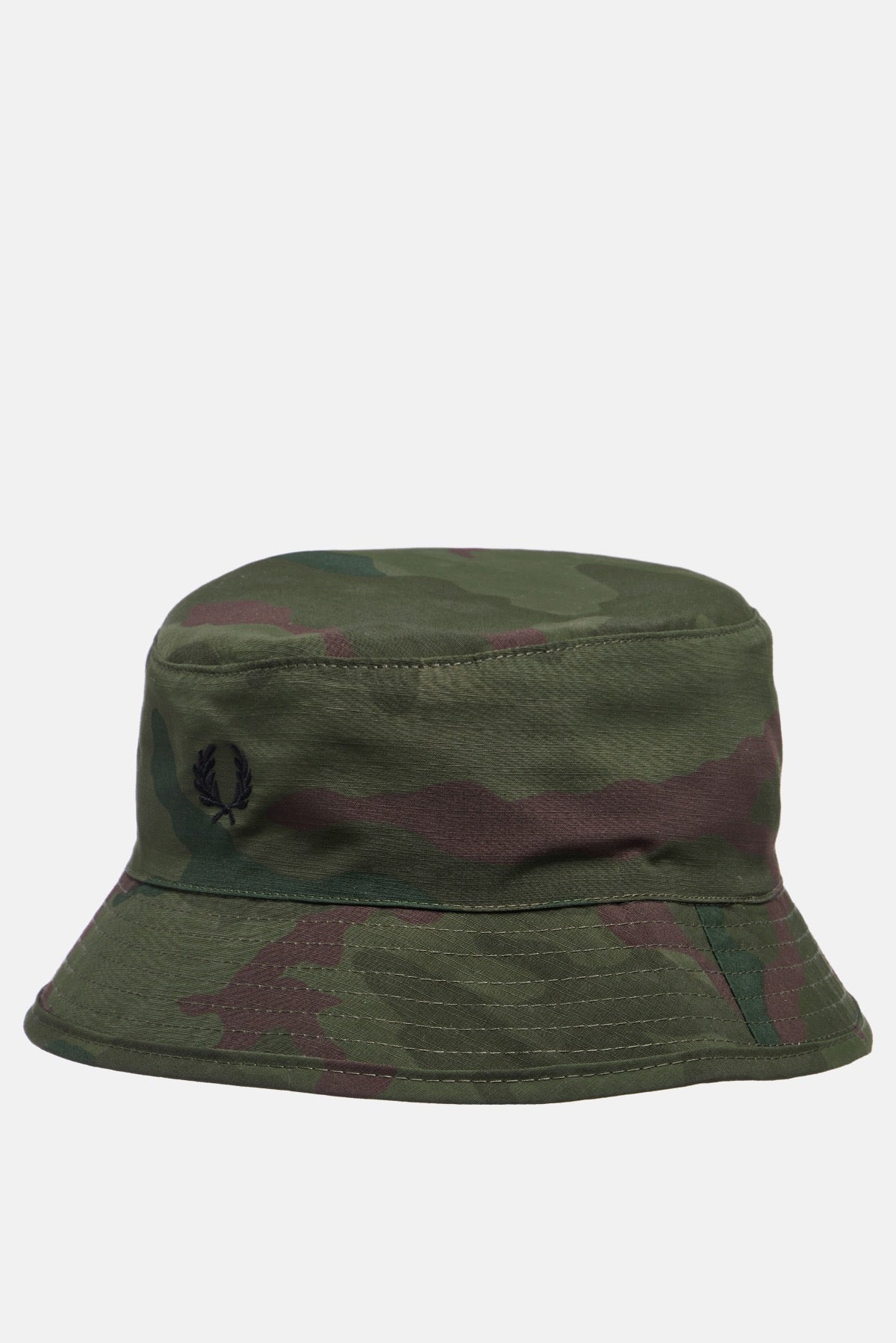 6174361d Fred Perry Collections x Ark Air Camouflage Bush Hat available from ...