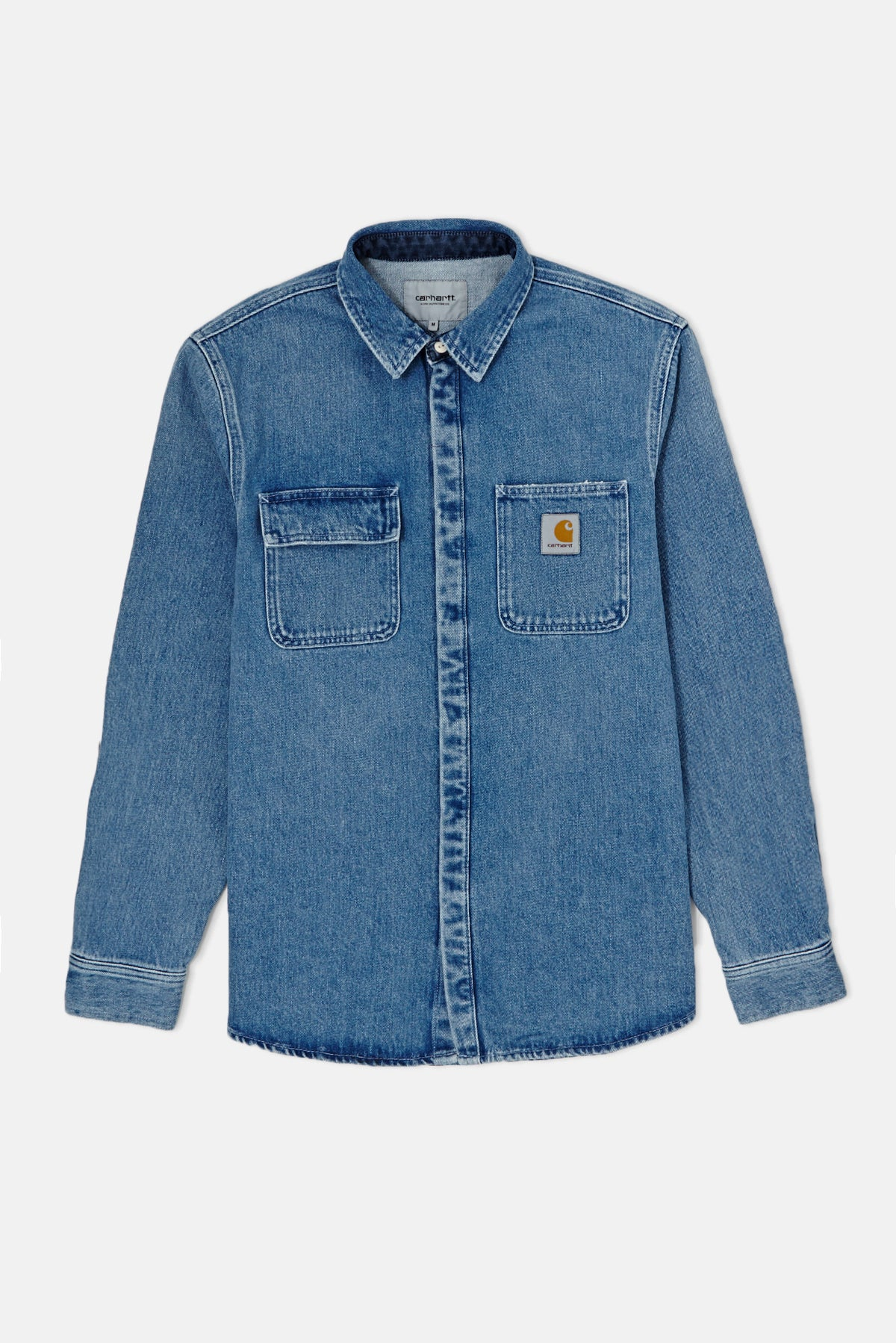 bc491d3ed1 Carhartt Salinac Jac L S Shirt available from Priory