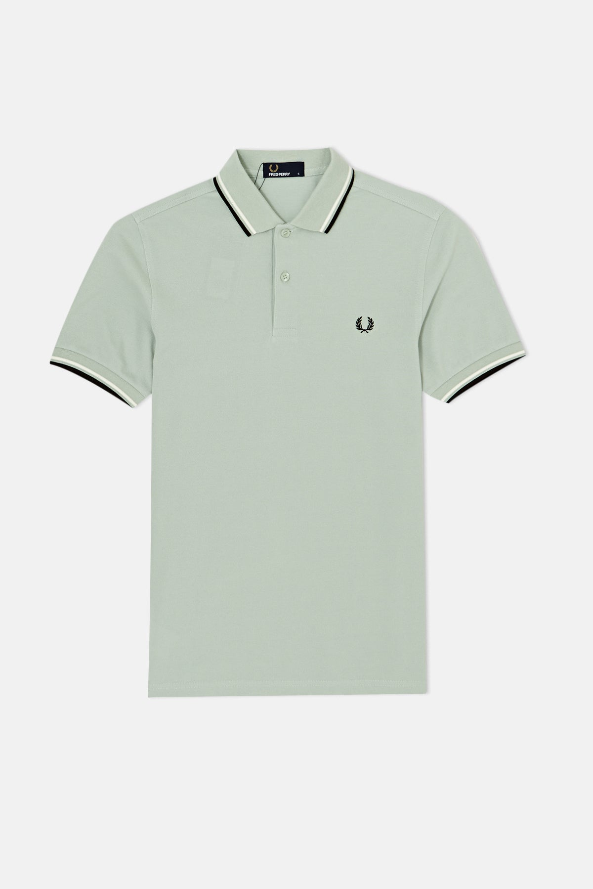 77bbd043d7c4 Fred Perry Twin Tipped Polo available from Priory