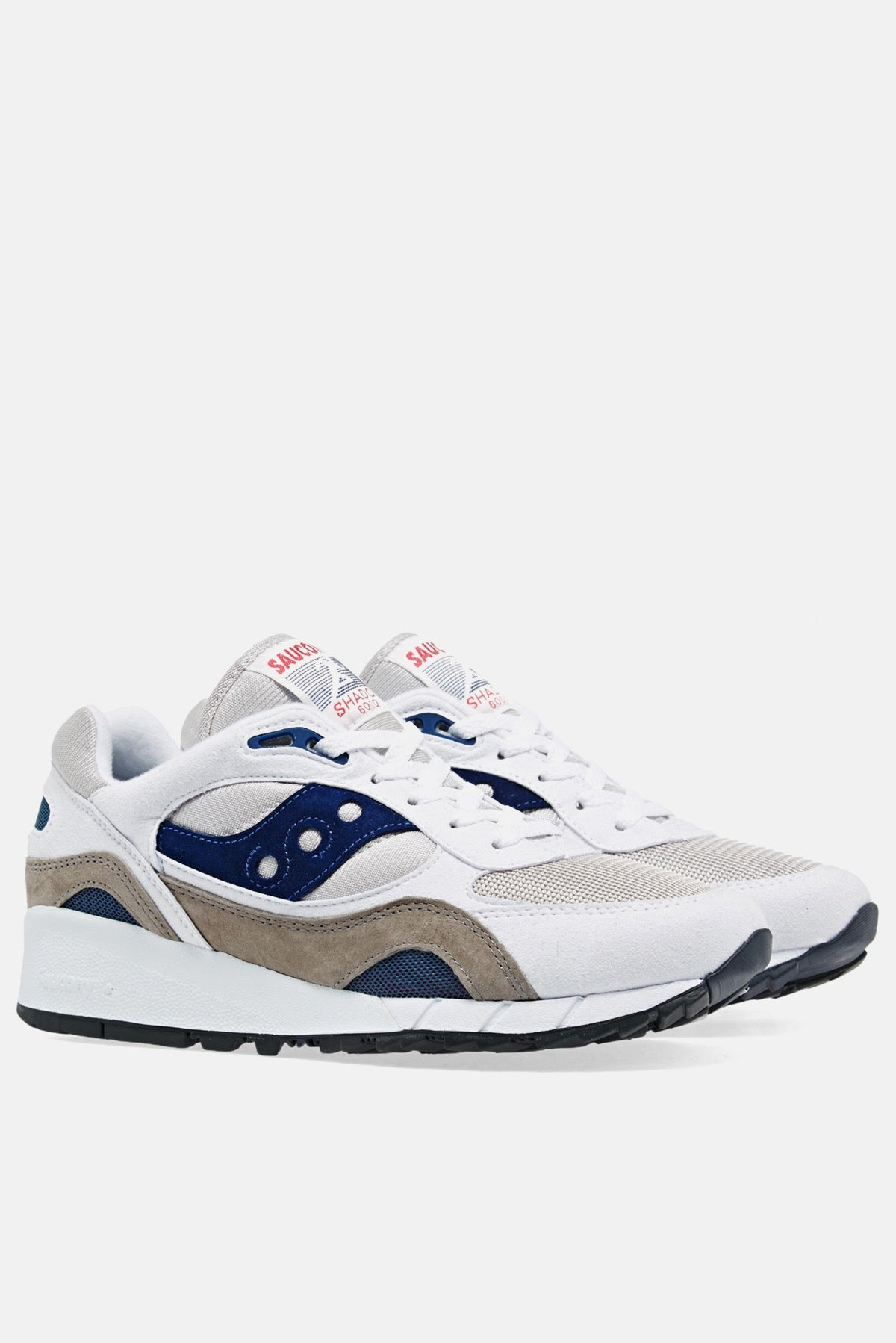 Saucony Shadow 6000 in White