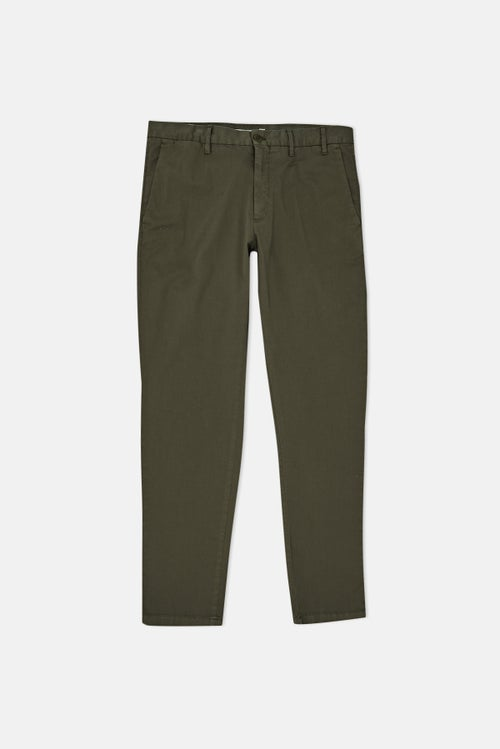fe077710b521f Norse Projects Aros Slim Light Stretch Pant - Ivy Green