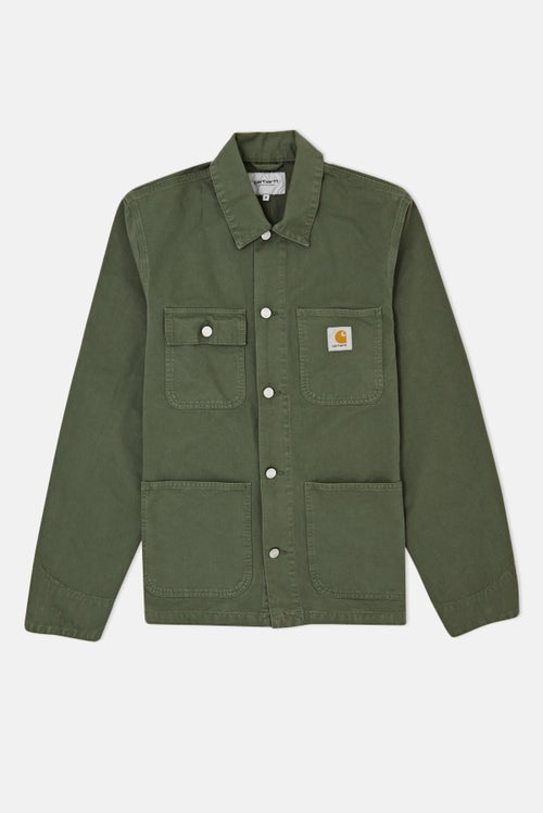 514388c1fbc2f Carhartt Michigan Chore Jacket - Dollar Green