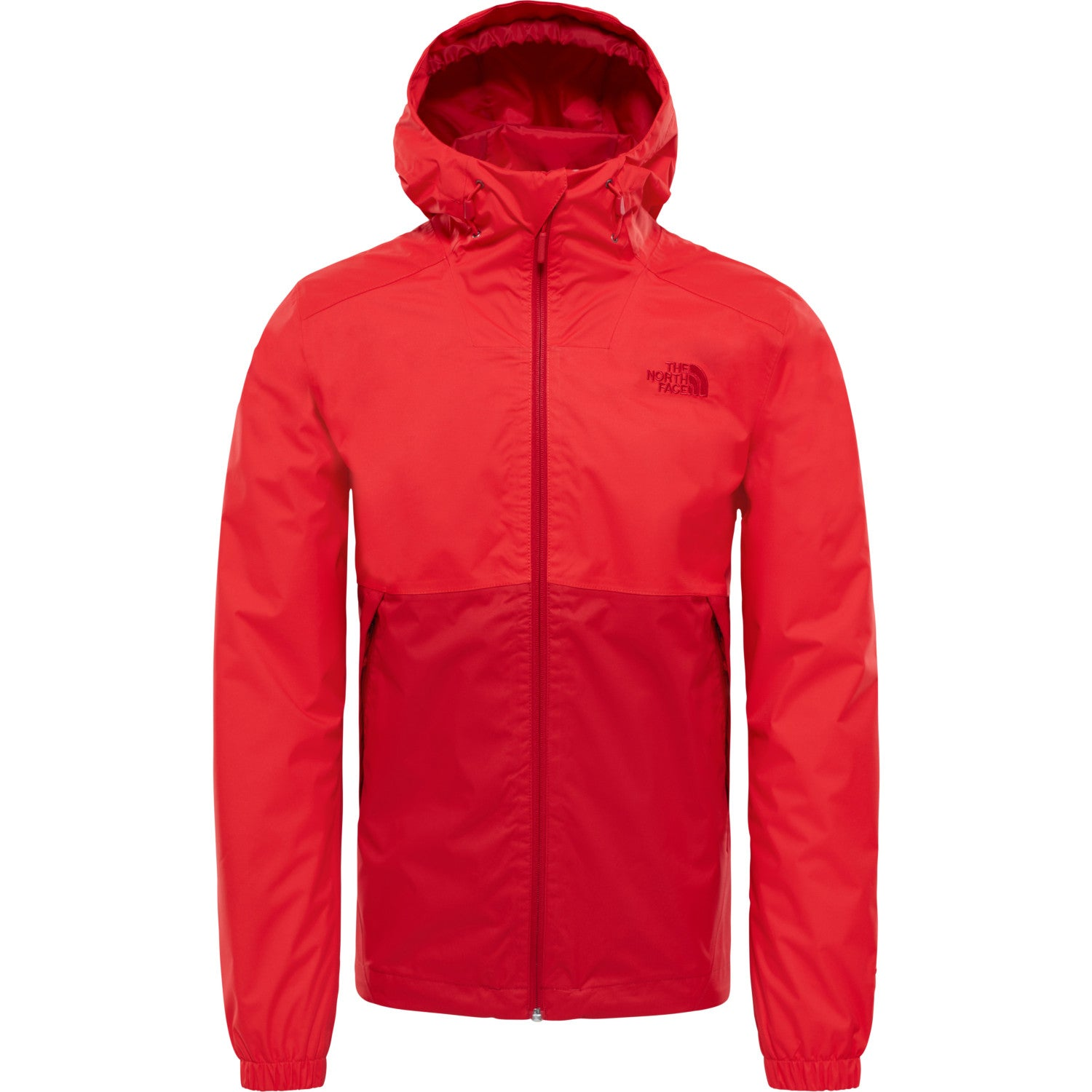 67274a1ba6 ... the north face canada north face millerton mens jacket high risk red  rage red e747a 71228 ...