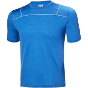 Helly Hansen Merino Light SS Mens Baselayer