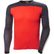 Helly Hansen Merino Light LS Mens Baselayer