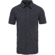 North Face Pursuit Jacquard Mens Shirt