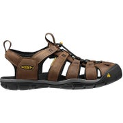 Keen Clearwater CNX Leather Mens Sandals