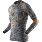 X-Bionic Energy Accumulator EVO Melange Mens Baselayer