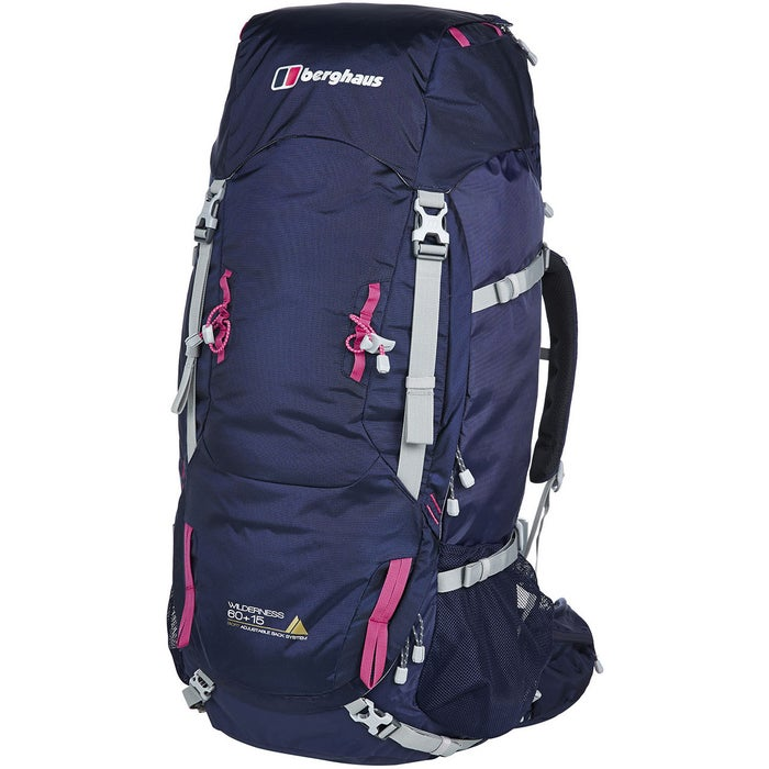 clearance sale popular brand save off Berghaus Wilderness 60 Plus 15 Mens Backpack