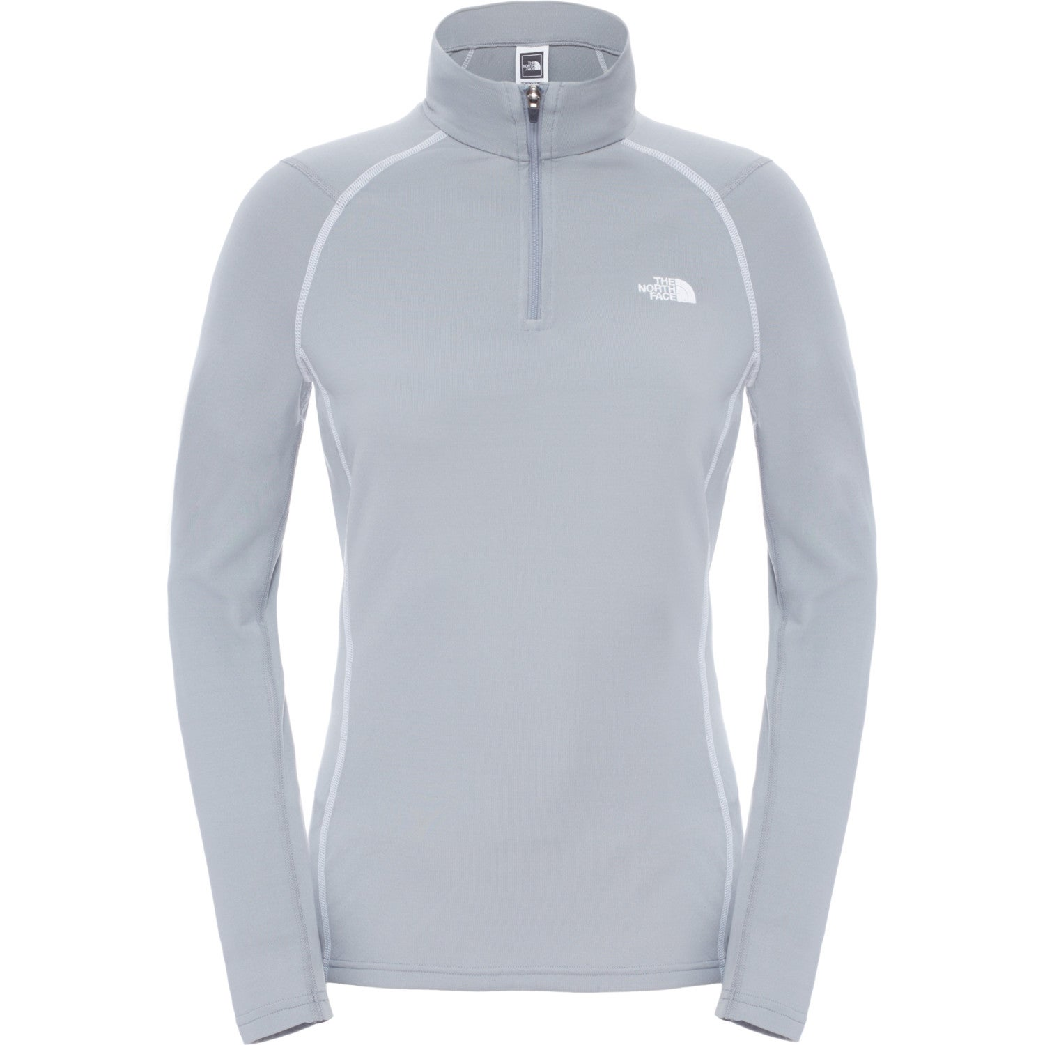 9a7d6337d North Face Warm L S Zip Neck Womens Baselayer