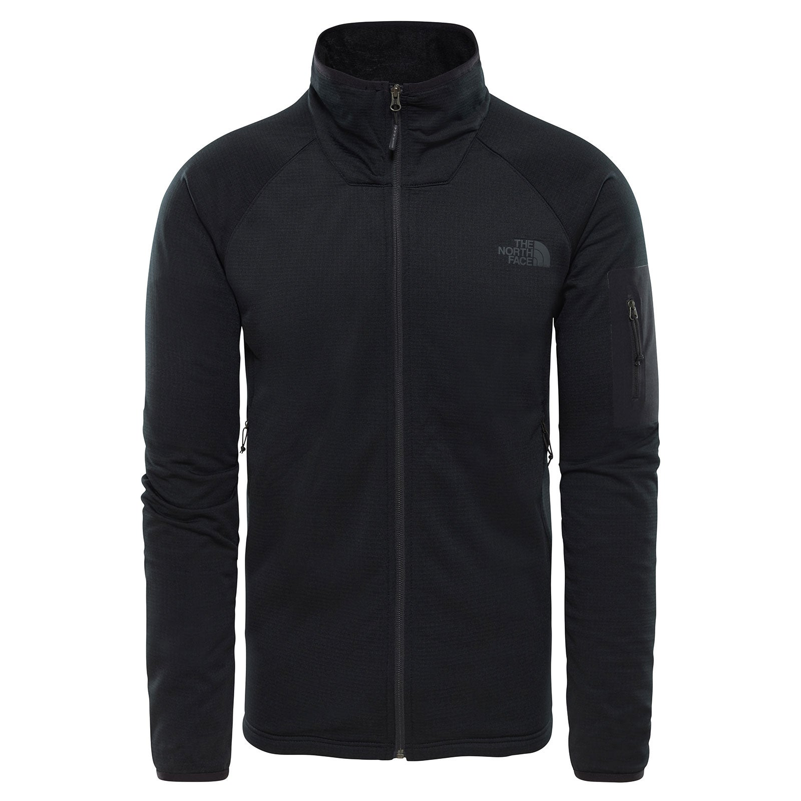 58fc4a021061b Polares North Face Borod Full Zip de Webtogs.com