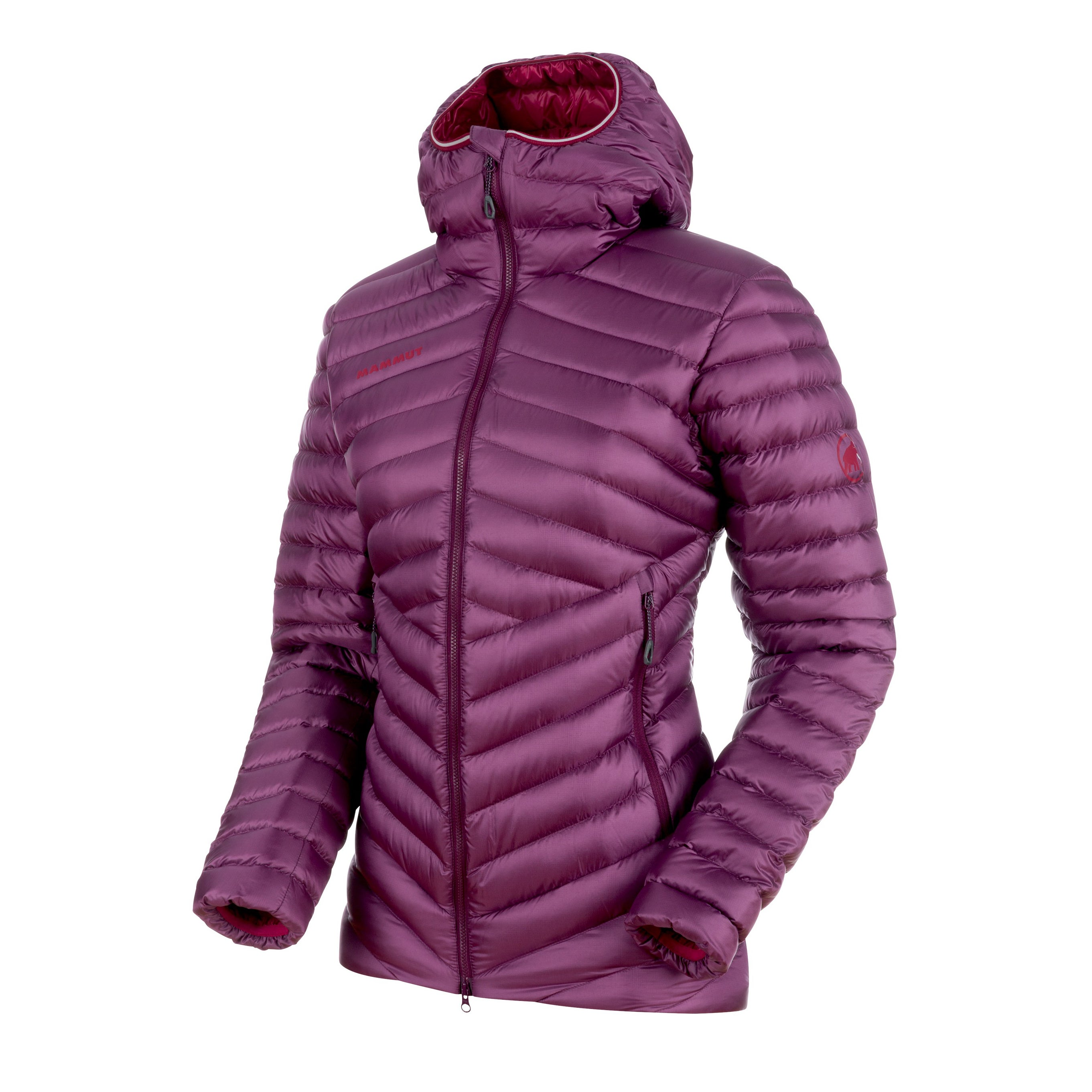 on sale f6164 4c701 Giacca Montagna Mammut Broad Peak In Hooded