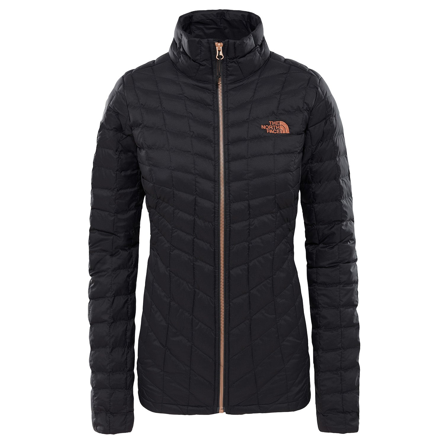 023b9e3a0 North Face Thermoball Full Zip Womens Jacket
