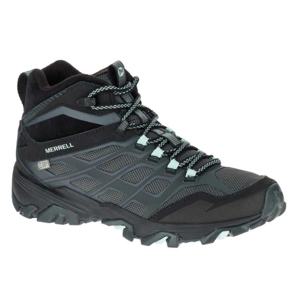 fdab0659220 Merrell Moab FST Ice Plus Thermo Mid Womens Hiking Boots